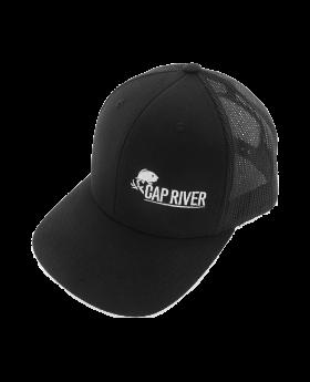 Casquette Cap River Noire