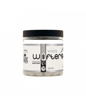 Wafters NEUTRE 14mm (blanc)