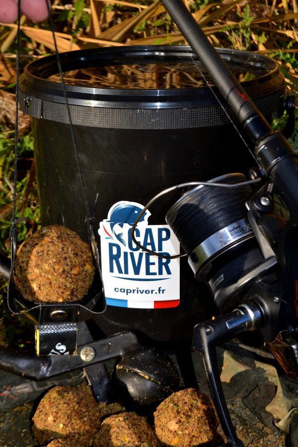 pêche carpe amorçage débutant appâts